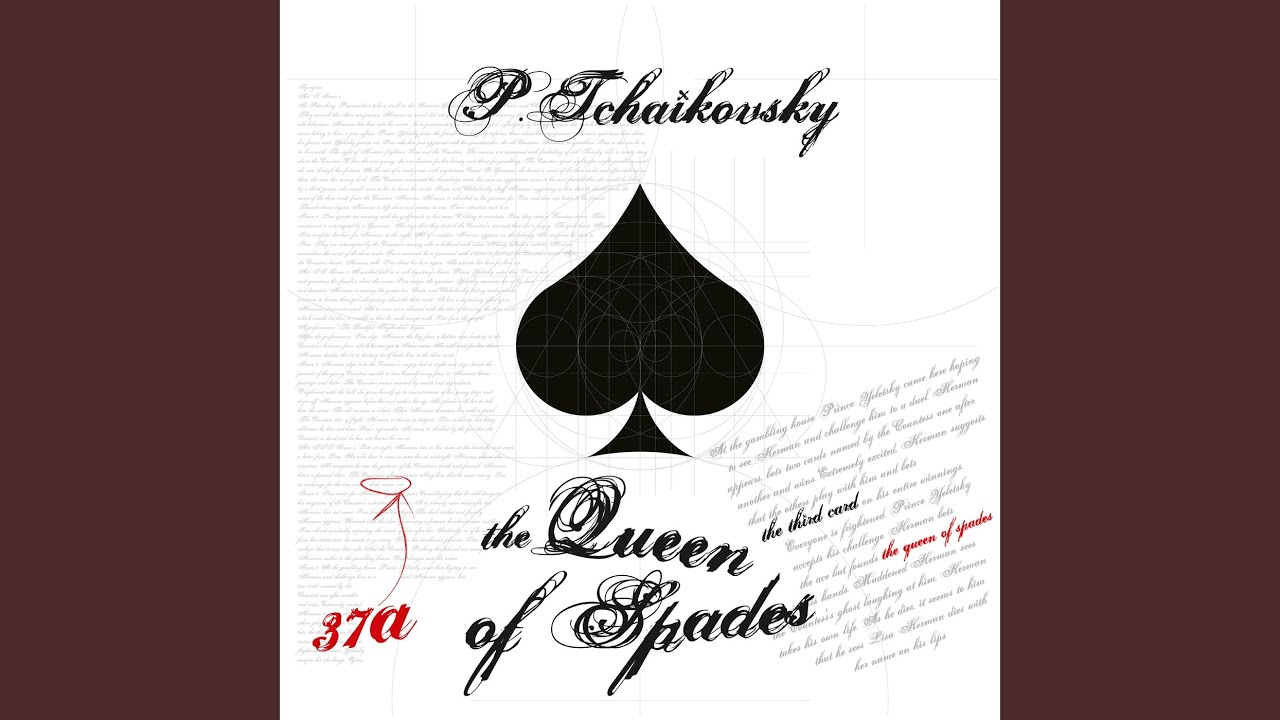The Queen of Spades, Act I, Scene 1: Scene and Herman's Arioso