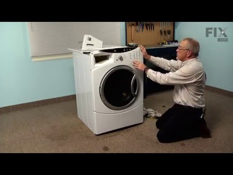 GE Washer Repair – How to replace the Water Inlet Pipe