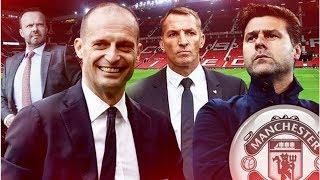 Who should replace Ole Gunnar Solskjaer at Man Utd? Short list assessed - Big Debate- transfer ne...