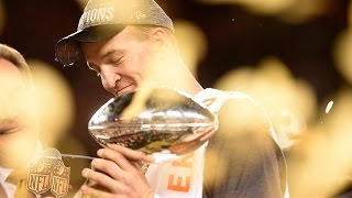 PEYTON MANNING TRIBUTE ~ FIGHT TO THE FINISH
