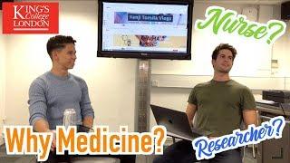 Medicine MMI: Why medicine and not another healthcare field?   KharmaMedic x KenjiTomitaVlogs