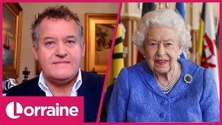 Diana&#39s Former Butler Sympathises With The Queen &amp Believes The Institution Needs Fixing  Lorraine