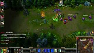league of legends gameplay nasus complete domination part 2