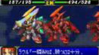 SRW R - Theme of Raul [OVER THE TIME FLOW]