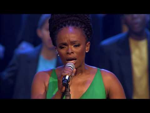 Unathi with choir 01