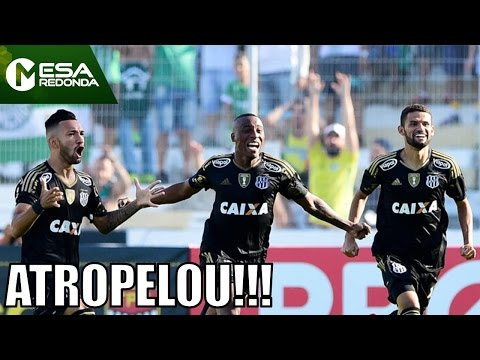 Ponte Preta Vence Palmeiras E Fica Perto Da Final (16/04/17) - Mesa Redonda