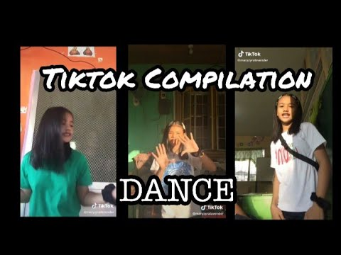 TIKTOK COMPILATION (Dance) | Mary Zyra Esteban