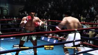 Fight Night Champion Xbox 360 Gameplay [HD]