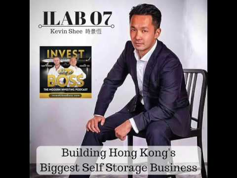 ILAB 07 - Building Hong Kong's Biggest Self Storage Business