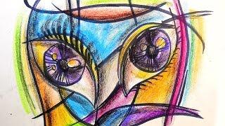 Как нарисовать Глаза | Урок рисования для детей | Развивающее видео(Третий развивающий урок рисования, где я рисую глаз. Предлагаю вам посмотреть серию рисунков глаз. Глаз..., 2016-10-07T15:30:00.000Z)