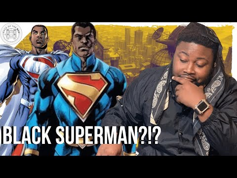Is There a BLACK SUPERMAN MOVIE Coming Out    Ws and Ls   The Back of the BUS Podcast