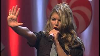 Fergie - Fergalicious (Live @ TV Total 24-10-2006)