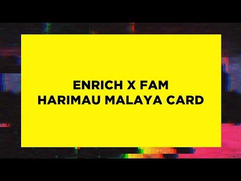 Enrich x FAM Harimau Malaya Exclusive Cards + Contest!