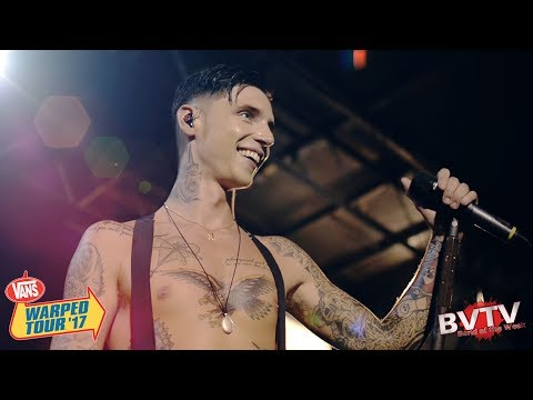 "Andy Black - ""They Don't Need To Understand"" LIVE! @ Warped Tour 2017"