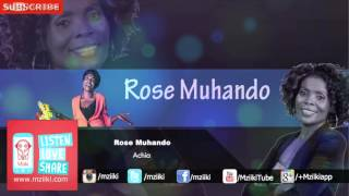 Achia | Rose Muhando | Official Audio