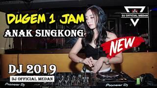 DUGEM ANAK SINGKONG 1 JAM NONSTOP NEW VERSION 2019 REMIX DJ OFFICIAL MEDAN ✘ NOPI RADITYA