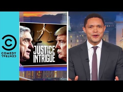 Trump Prepares For A Showdown With Mueller | The Daily Show With Trevor Noah