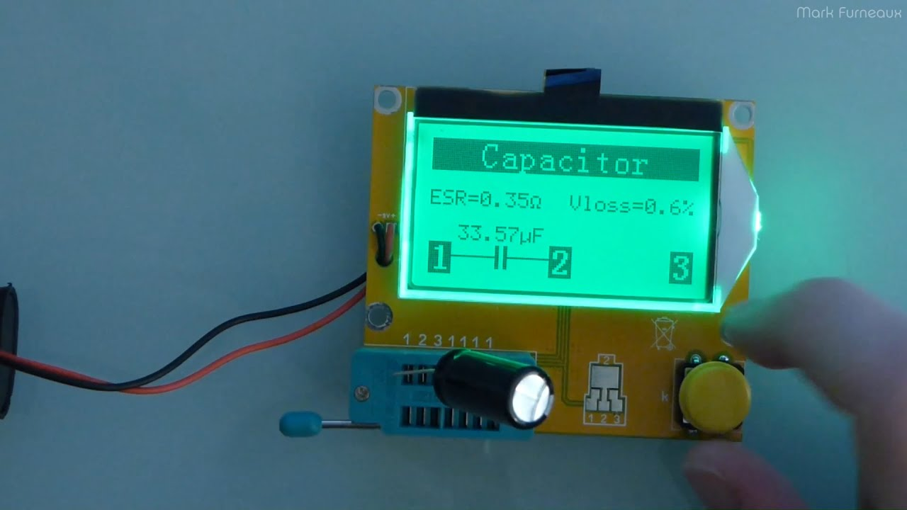 Lcmeter L C Metru Schema T Lc Meter Based On Pic16f84a Kit With Inductors