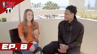 DeMar DeRozan Talks About His Sneaker Obsession, 2K18 & More - NBA 2KTV S4. Ep.6
