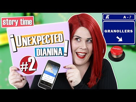 Story time | ¡UNEXPECTED DIANINA! #2 😱 Hago CHAS y aparezco a tu lado... | Dianina XL