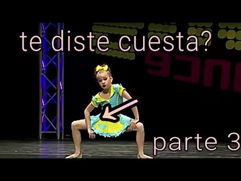 Dance Moms || te diste cuenta? || parte 3