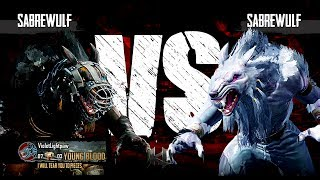 Killer Instinct: Sabrewulf Ultra Combo 119 Hits - Xbox One