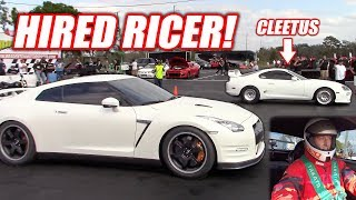 Download I Was Hired To Drive an Import... Cleetus Powered Supra vs. Corvette, Mustang and GTR! Mp3 and Videos