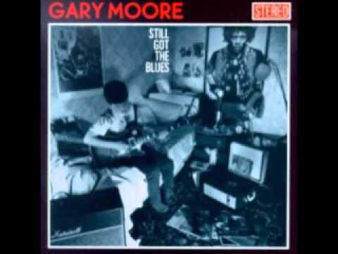 Gary Moore- Still got the blues(long version!)
