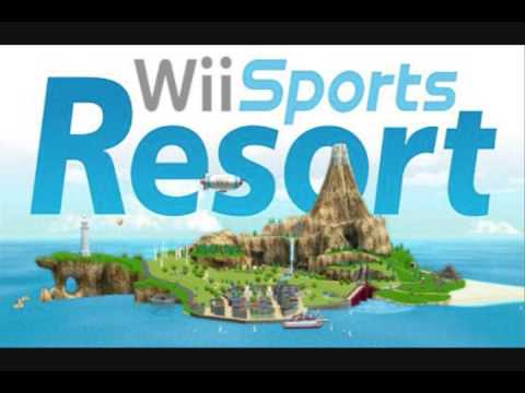 Wii Sports Resort Music Main Theme With MP3 DOWNLOAD LINK!!!