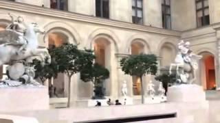 Виртуальный музей Лувр-Скульптуры из собраний Лувра, Париж(Посещение музея Лувра в Париже. Виртуальный тур. Видео подготовлено при поддержке турпортала WORLD-S.Этот..., 2016-04-03T22:47:26.000Z)