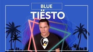 Download lagu Tiësto - BLUE (Ft. Stevie Appleton) [Lyric Video]
