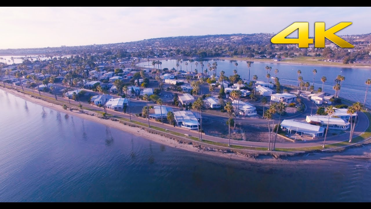Dji Phantom 3 Professional >> San Diego Mission Bay Park in 4K - DJI Phantom 3 Professional - YouTube