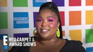 Lizzo Feels Intimidated By Rihanna in a Good Way | E! Red Carpet & Award Shows