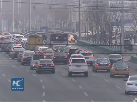 N. China on yellow alert for smog