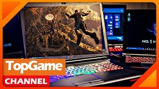[Topgame] Top 5 laptop chơi game giá rẻ 2016