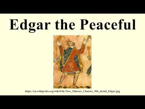 Edgar the Peaceful