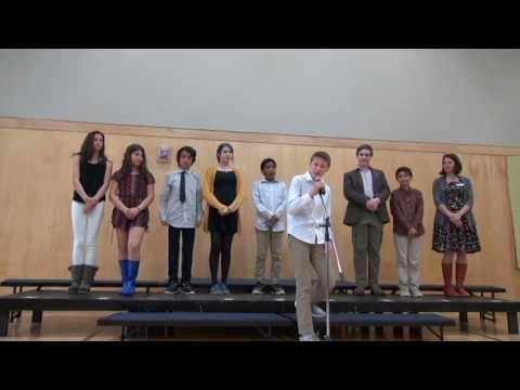 Elementary and Adolescent Student Performances - Greenspring Montessori School
