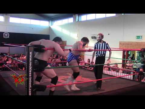 Reckless Intent Wrestling - DCT vs Dave Conrad