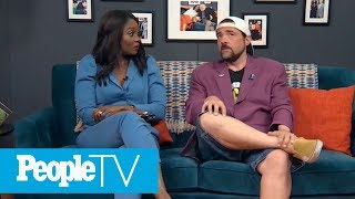 Kevin Smith On Ben Affleck Appearance In Jay And Silent Bob Reboot | PeopleTV