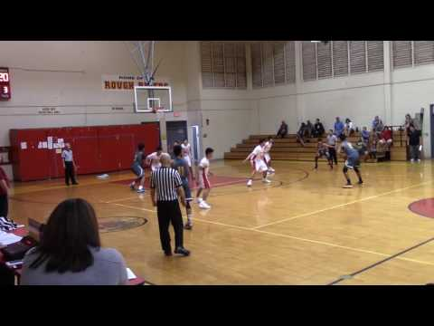 2017 OIA Boys Basketball McKinley 59 Roosevelt 48