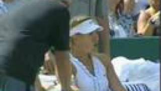 Sharapova Coach Almost Said IT!!