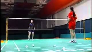 李玲蔚羽毛球1輕松入門篇 10推球