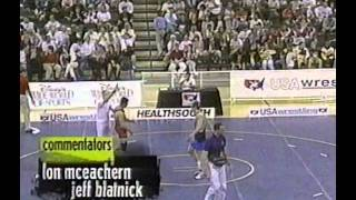 Steve Marianetti vs Dan St. John