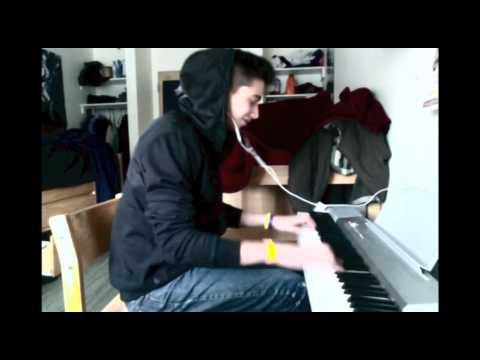 Paris - Magic Man (Piano Cover with FREE MIDI!)