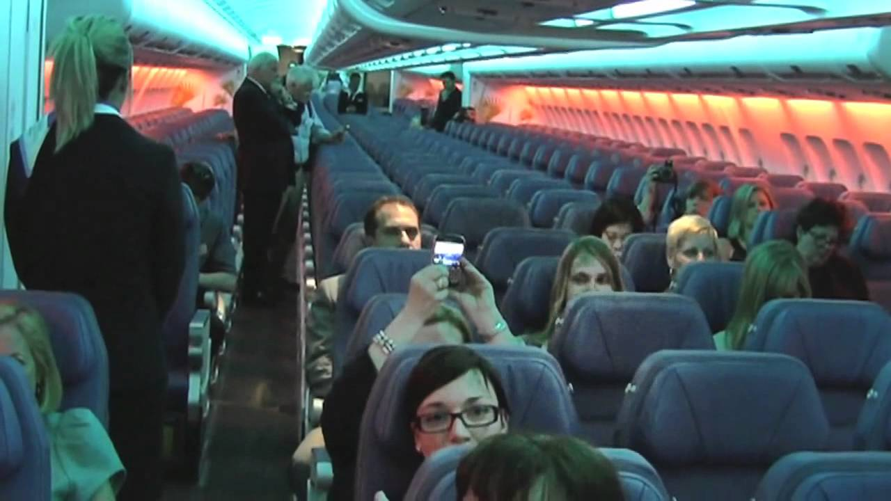 Air Transat May 2012 Youtube