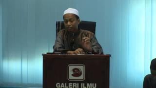 Ustaz Salman Maskuri - Tazkirah Ramadhan 2014 Part 2