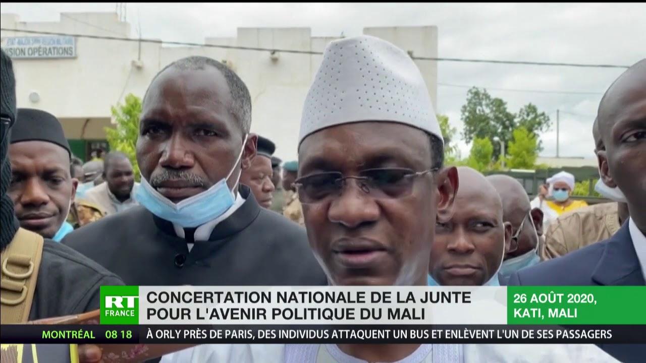 Mali : la junte lance une concertation nationale sur l'avenir politique du pays