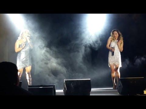 When You Believe  Jessica Sanchez & Jocelyn Enriquez @ Viejas Casino