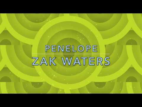 Penelope - Zak Waters (Lyrics)