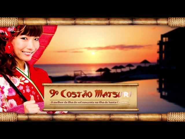 Costão - Matsuri 2013